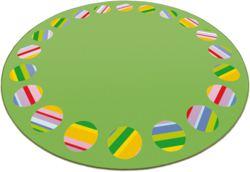 189-51170 Teppich Circelino 400cm Spielt