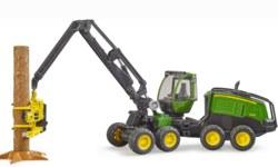 200-02135 John Deere 1270G Harvester mit