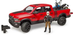 200-02502 RAM 2500 Power Wagon mit Scram