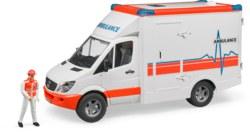 200-02536 MB Sprinter Ambulanz mit Fahre