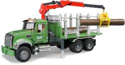 200-02824 MACK Granite Holztransport-LKW