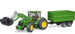 200-03055 Traktor John Deere 7930 m. Fro
