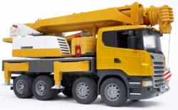 200-03570 Scania Liebherr Kran-LKW Brude