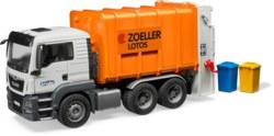 200-03762 MAN TGS Müll-LKW Hecklader ora