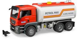 200-03775 MAN TGS Tankwagen Bruder Profi