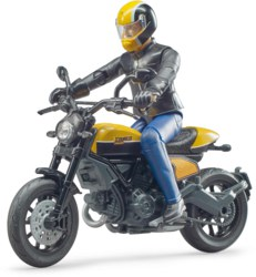 200-63053 Scrambler Ducati Full Throttle
