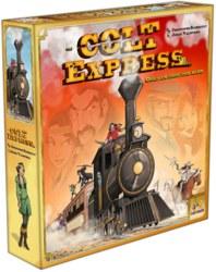 212-217632 Colt Express Spiel des Jahres