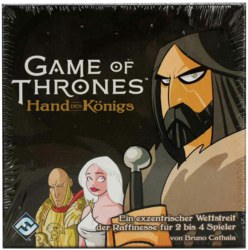 212-FFGD0109 Game of Thrones - Die Hand des