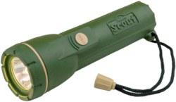221-19328 Scout Morse-Taschenlampe mit D