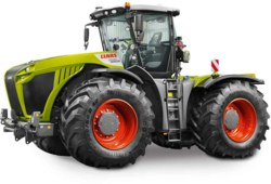 221-34428 CLAAS XERION 5000 TRAC VC RC H