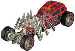 221-35944 HotWheels Extreme Action Stree