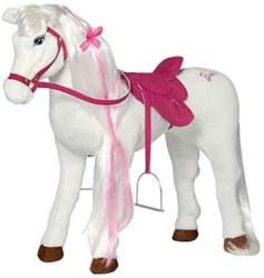 221-58055 Barbies Pferd Majesty Sitzpfer