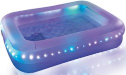 221-77653 LED Family Pool Happy People P