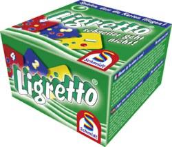 223-01201 Ligretto, grün Schmidt Spiele