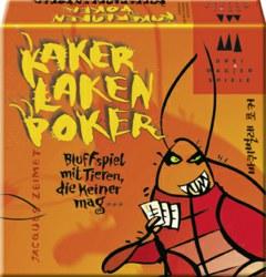 223-40829 Kakerlakenpoker Drei Magier Sp