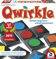 223-49014 Qwirkle Spiel des Jahres 2011