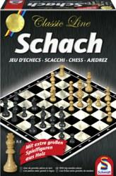 223-49082 Schach, Classic Line Schmidt S