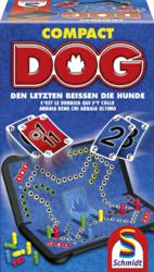 223-49216 Reisespiel DOG,  Kompackt Schm