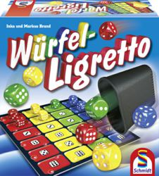 223-49611 Würfel-Ligretto Schmidt Spiele