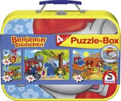 223-55594 Benjamin Blümchen, Puzzle-Box