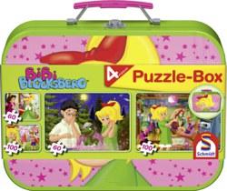 223-55595 Puzzle-Box  -  Bibi Blocksberg