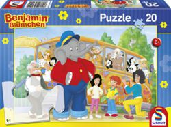 223-56049 Benjamin Blümchen - Zooausflug