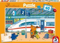 223-56092 Die Maus auf Reisen - Puzzle S