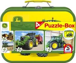 223-56497 Puzzle-Box - John Deere Schmid