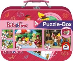 223-56509 Puzzle-Box - Bibi & Tina Schmi