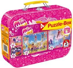 223-56510 Puzzle-Box - Mia & Me Schmidt