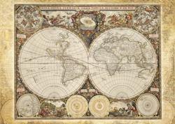223-58178 Historische Weltkarte - Puzzle