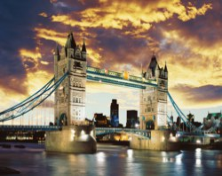 223-58181 Tower Bridge London - Puzzle S