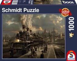 223-58206 Lokomotive - Puzzle