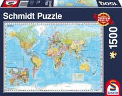 223-58289 Puzzle - Die Welt  Schmidt Spi