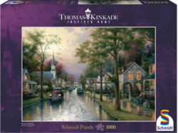 223-58441 Thomas Kinkade, Morgen in der