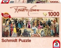 223-59381 Puzzle Renato Casaro: Panorama