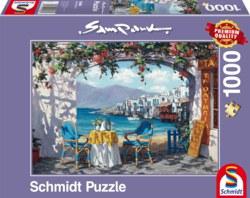 223-59396 Puzzle Sam Park: Rendezvous au
