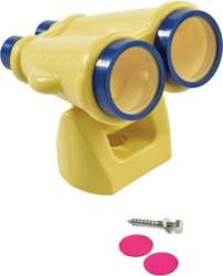 231-504010003001 Fernglas, gelb/blau AXI, Zubeh