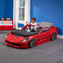 231-860000 Kinderbett Corvette Auto Step2