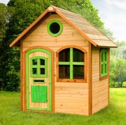 231-A03003400 Spielhaus Julia  AXI, 100% FSC