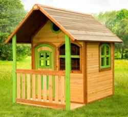231-A03003500 Spielhaus Alex  AXI, 100% FSC,
