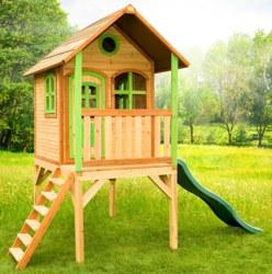 231-A03003700 Spielhaus Laura  AXI, 100% FSC