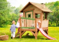 231-A03004500 Spielhaus Robin  AXI, 100% FSC