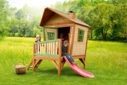 231-A03010600 Spielhaus Iris  AXI, 100% FSC,