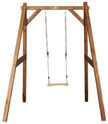 231-A03013600 Holz Einzelschaukel (braun)  A