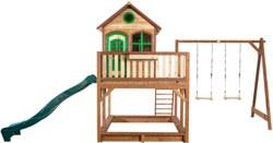 231-A03015300 Holz Spielhaus Liam mit Doppel