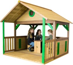 231-A03021600 Spielhaus Zazou ab 2 Jahren