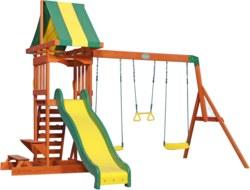 231-B1808010 Holz Spielplatz Sunnydale aus