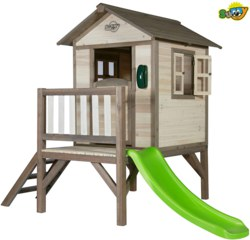231-C05000200 Spielhaus Lodge XL Sunny, ab 3