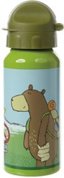 233-24768 Trinkflasche, Forest Grizzly